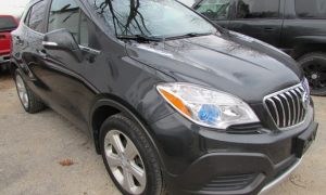 2016 Buick Encore Front Right