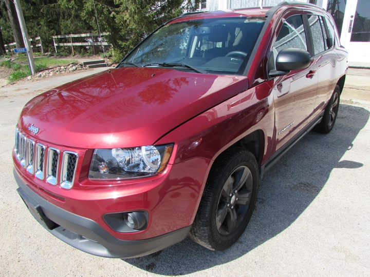 2016 Jeep Compass Sport Front Left