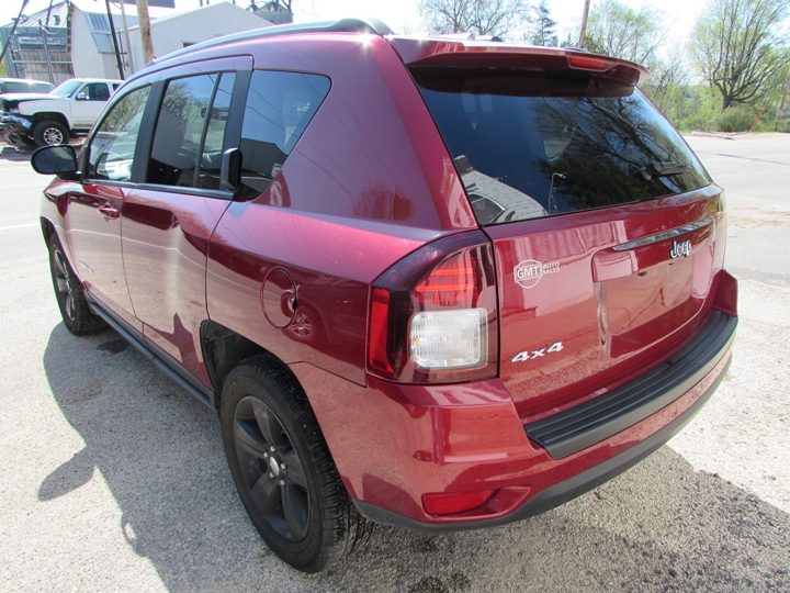 2016 Jeep Compass Sport Rear Left