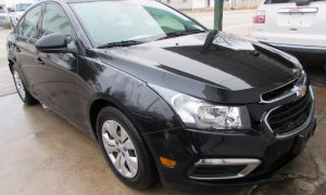 2016 Chevy Cruze LS Front Right