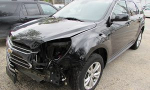 2016 Chevy Equinox LT Front Left