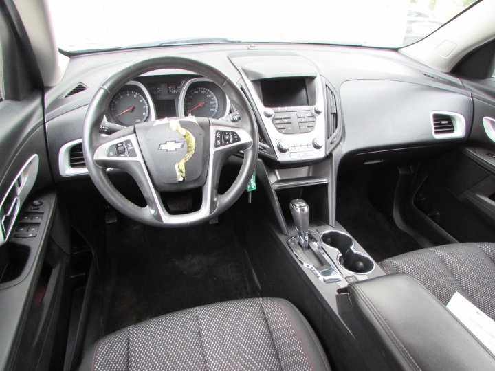 2016 Chevy Equinox LT Interior