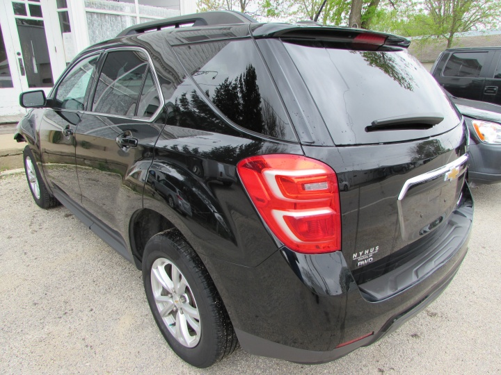 2016 Chevy Equinox LT Rear Left