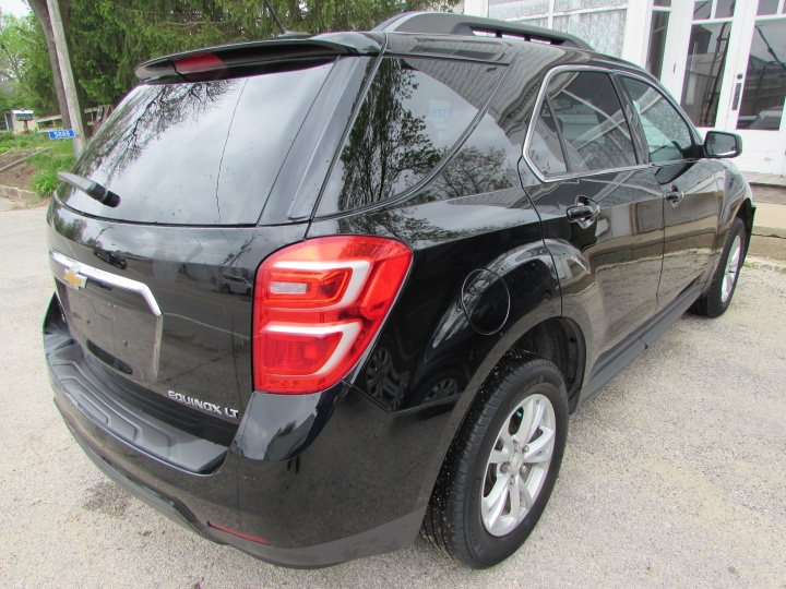 2016 Chevy Equinox LT Rear Right
