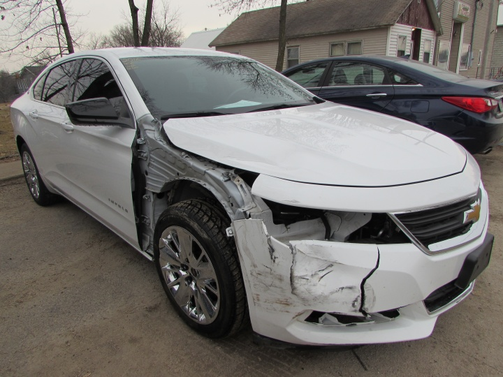 2016 Chevy Impala LS Front RIght