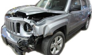 2016 Jeep Patriot Front Left