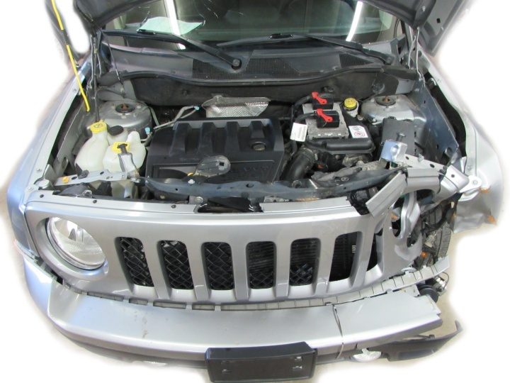 2016 Jeep Patriot Motor