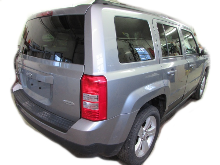 2016 Jeep Patriot REar Right
