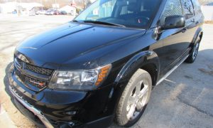 2016 Dodge Journey Crossroad Front Left