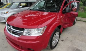 2016 Dodge Journey SE Front Left