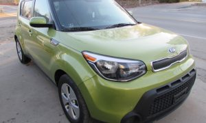 2016 Kia Soul Front RIght