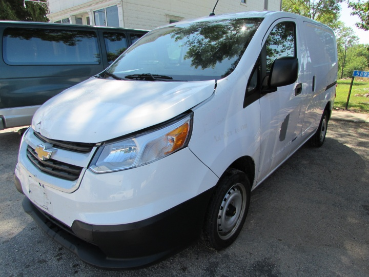 2017 Chevy City Express LS Front Left