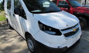 2017 Chevy City Express LS Front Right