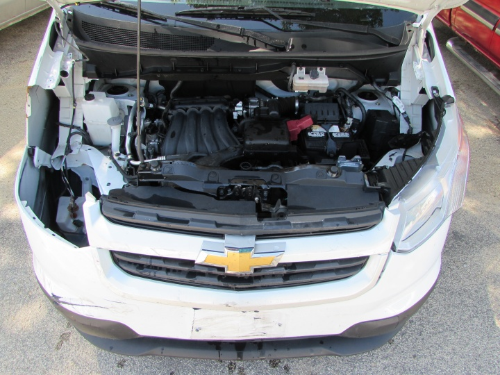 2017 Chevy City Express LS Motor