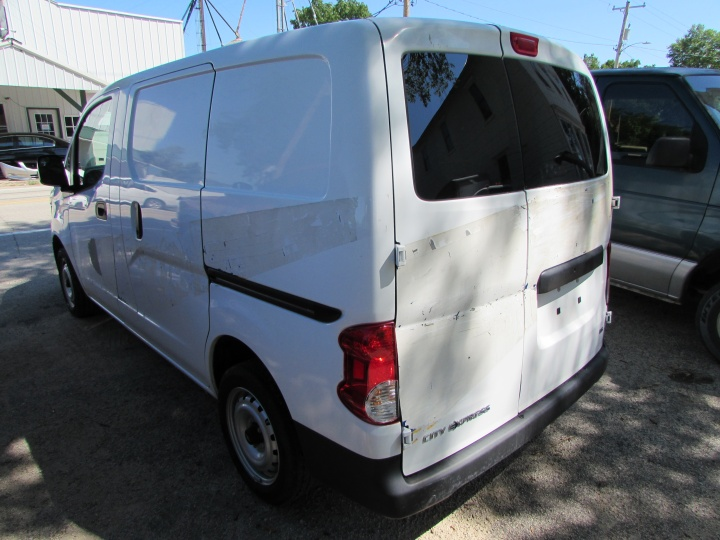 2017 Chevy City Express LS Rear Left