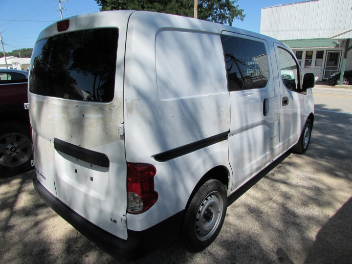 2017 Chevy City Express LS Rear Right