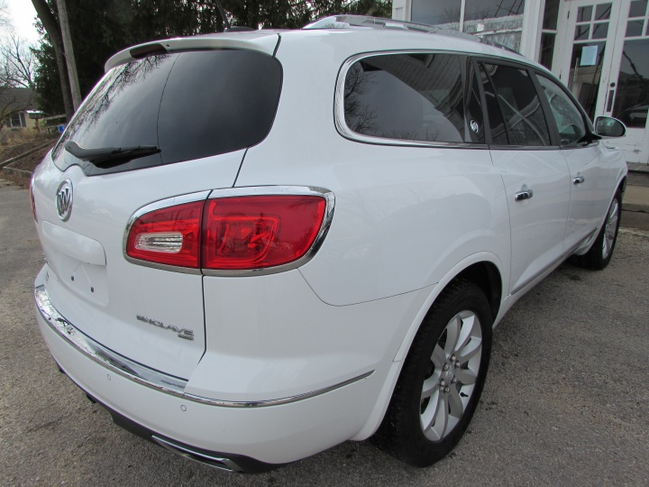 2017 Buick Enclave AWD Rear Right
