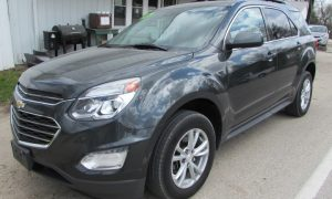 2017 Chevy Equinox LT Front Left