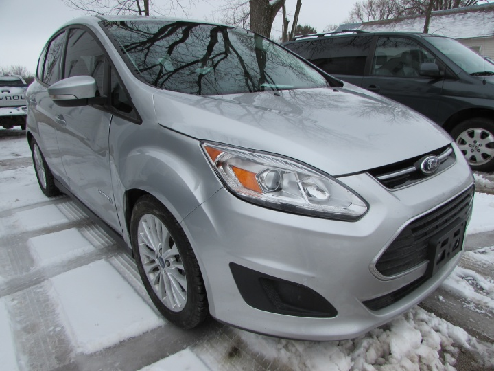 2018 Ford C-Max Hybrid SE Front Right