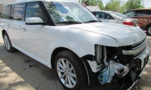 2018 Ford Flex Limited SEL Front Right
