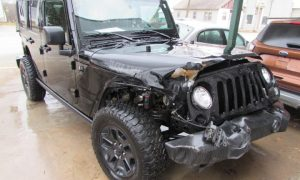 2018 Jeep Wrangler Limited Front Right