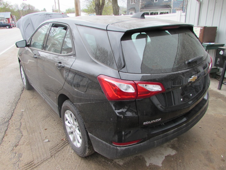 2019 Chevy Equinox LS Rear Left