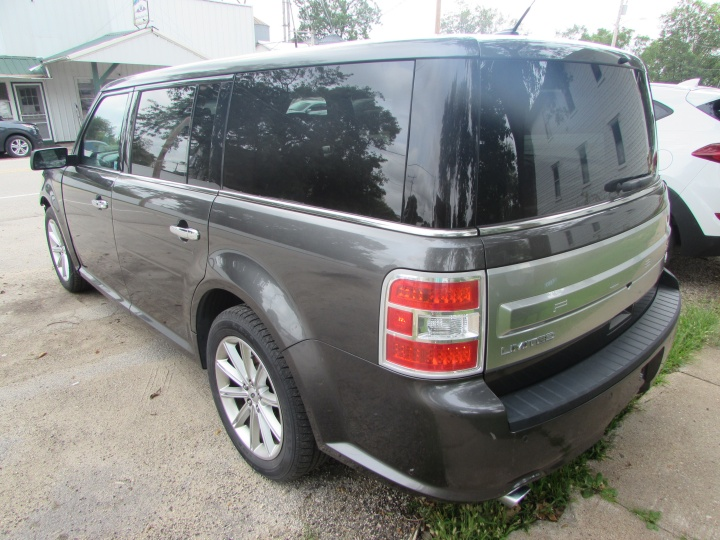 2019 Ford Flex Limited Rear Left