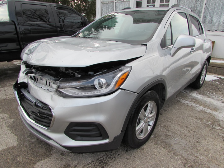 2020 Chevy Trax LT Front Left