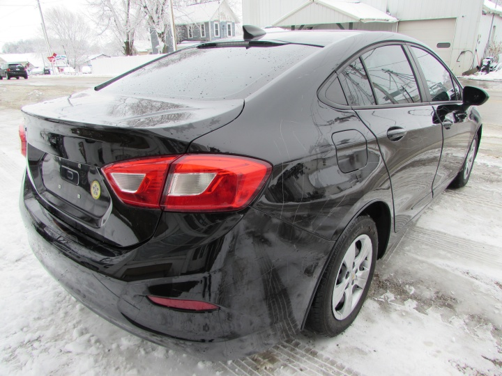 2018 Chevy Cruze LS Rear Right