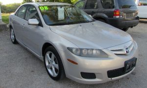 2008 Mazda 6 Front Right