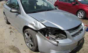 2009 Chevy Cobalt LS Front Right