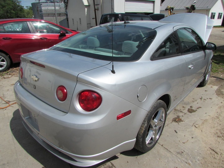 2009 Chevy Cobalt LS Rear Right