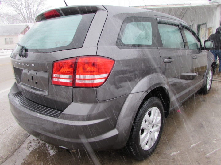 2014 Dodge Journey Rear Right