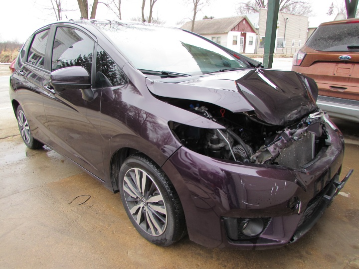 2015 Honda Fit Front Right