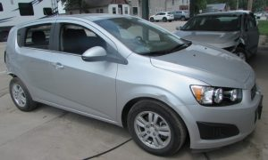 2016 Chevy Sonic LT Front Right