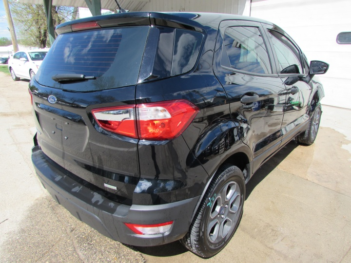 2019 Ford Ecosport S Rear Right